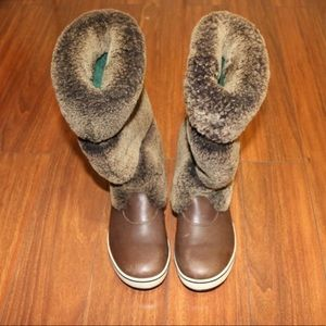 UGG Insulated Waterproof Snow Boots